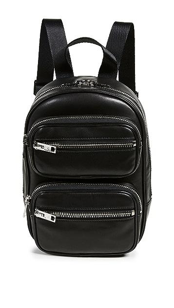 Alexander Wang Мягкий рюкзак Attica среднего размера
