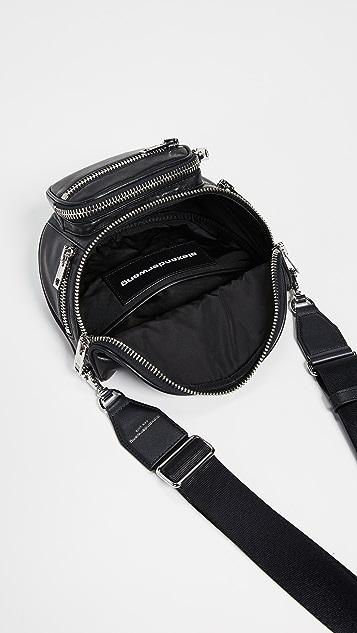 Alexander Wang Мягкая сумка-портфель Attict Fanny