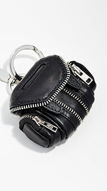 Alexander Wang Marti Backpack Keychain