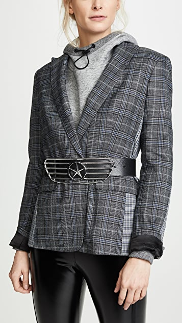 Alexander Wang Car Grill Belt