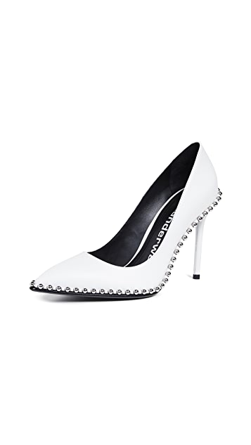 Alexander Wang Rie Pumps