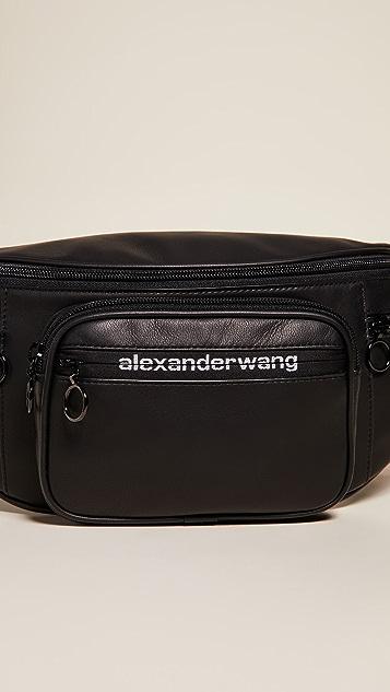 Alexander Wang Attica 柔软大号腰包