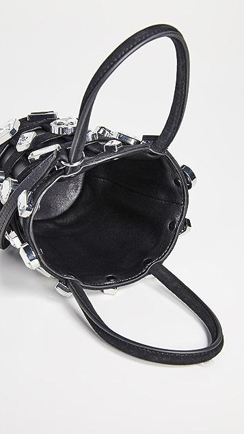 Alexander Wang Roxy Micro Cage Bucket