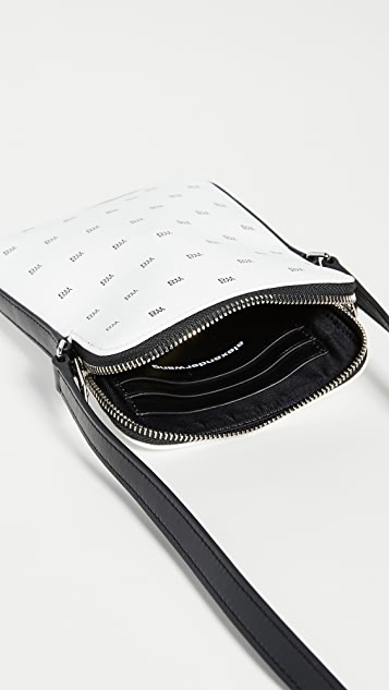 Alexander Wang Scout Rectangular Crossbody Bag