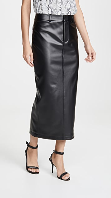 Alexander Wang Peg Skirt