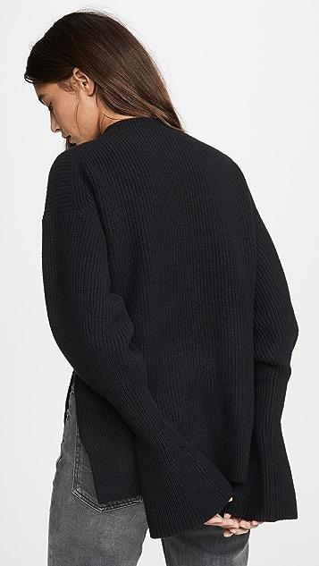 Alexander Wang Mock Neck Pullover