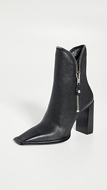 Alexander Wang Lane Black Boots
