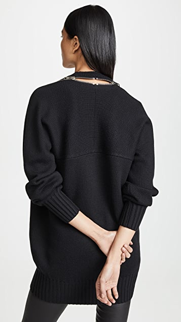 Alexander Wang Crew Neck Tunic
