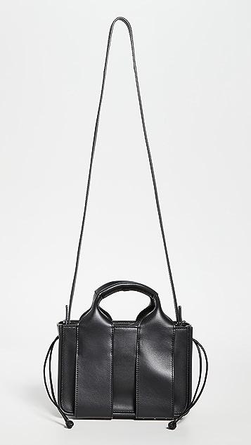 Alexander Wang Маленькая объемная сумка Rocco с короткими ручками
