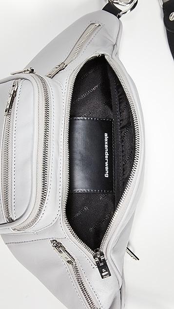 Alexander Wang Мягкая поясная сумка Attica