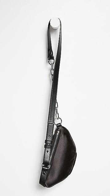 Alexander Wang Миниатюрная мягкая сумка через плечо Attica Fanny