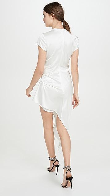 Alexander Wang 露腿短袖连衣裙