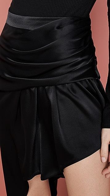 Alexander Wang 性感腿部半身裙