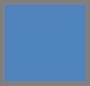 голубой с лепестками