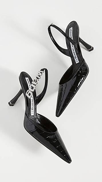 Alexander Wang Grace Slingback Pumps 85mm
