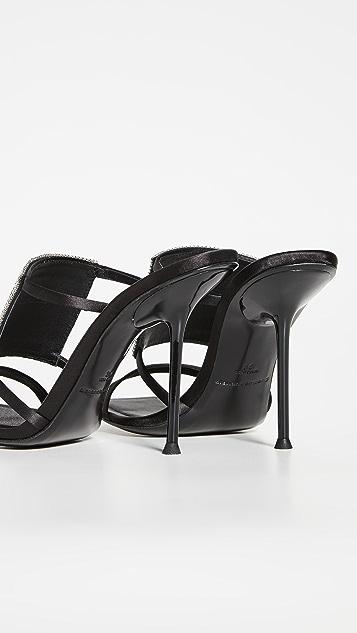 Alexander Wang Julie High Heel Slides