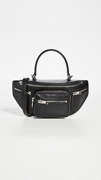 Alexander Wang Attica Soft Mini Top Handle Bag