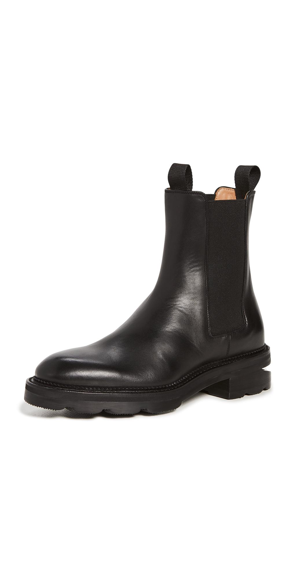 Alexander Wang Andy Black Box Boots