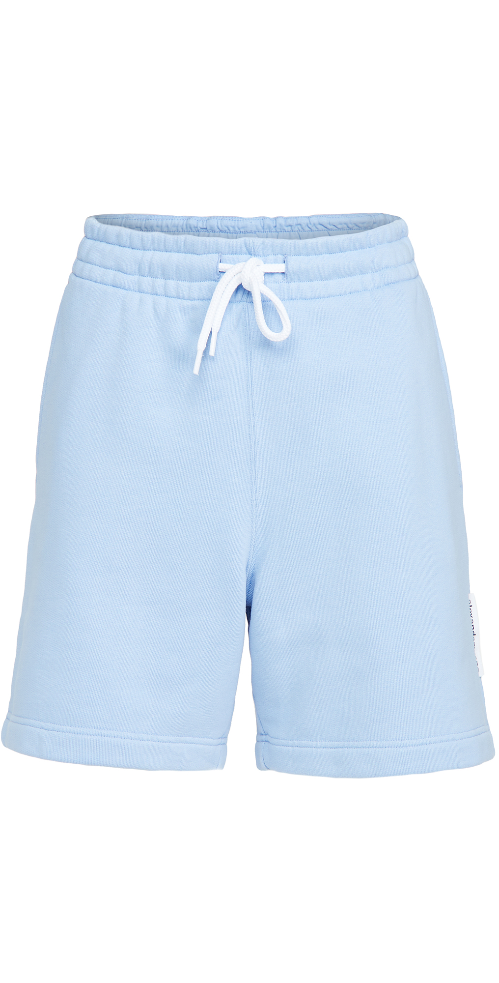 Alexander Wang Garment Washed Terry Shorts