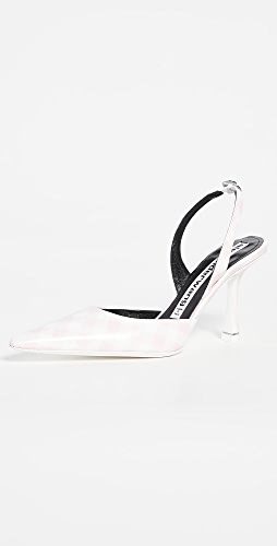 Alexander Wang - Grace 85 露跟浅口鞋