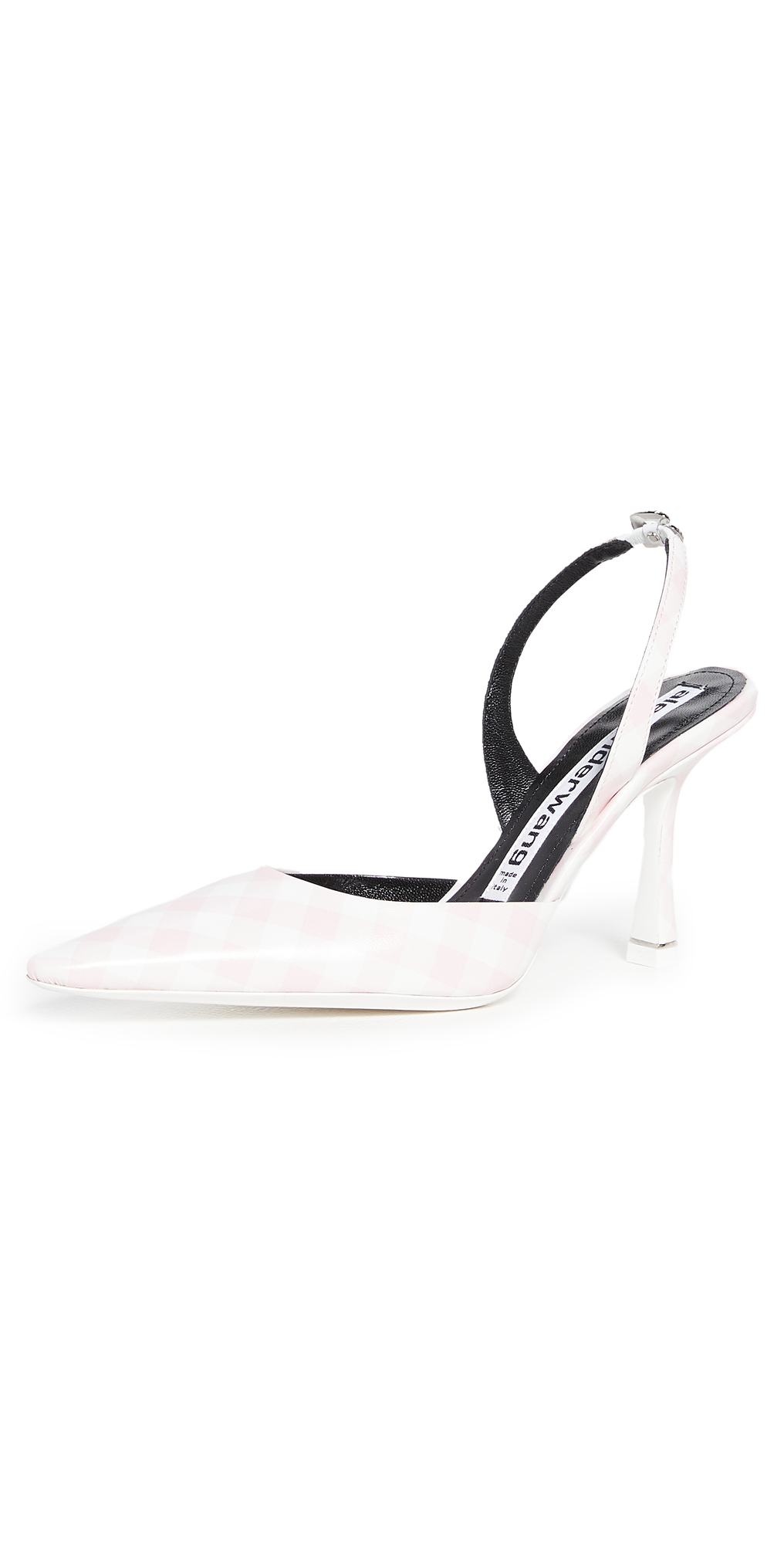 Alexander Wang Grace 85 Slingback Pumps