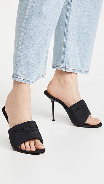 Alexander Wang Sienna Mule Sandals
