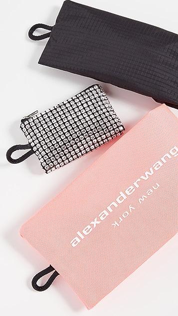 Alexander Wang Elite Lanyard Card Case