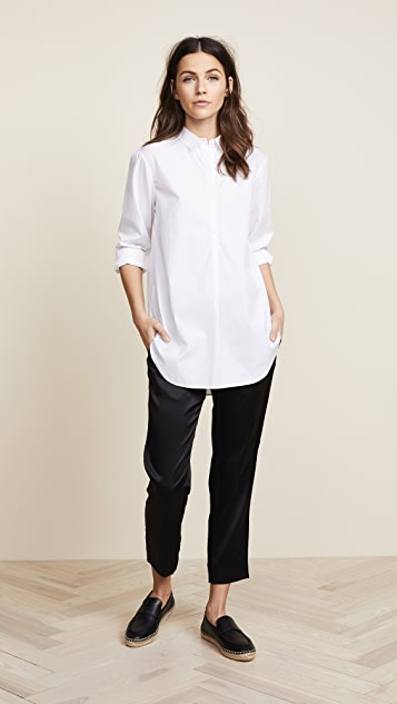 AYR Easy Half Placket Shirt