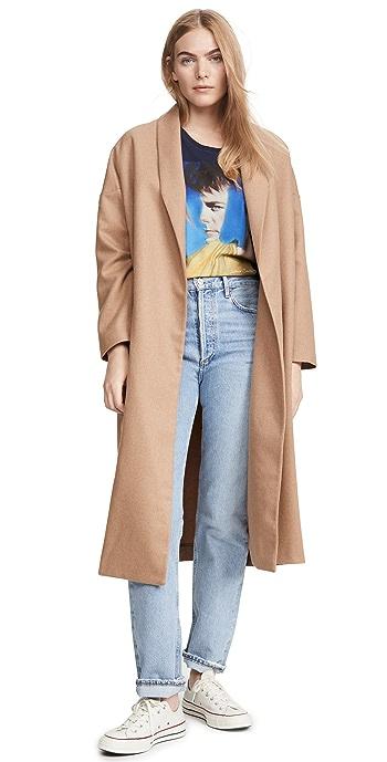 AYR The Robe Coat - Camel