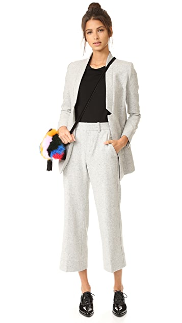 AYR The Cropped Wide Leg Pants