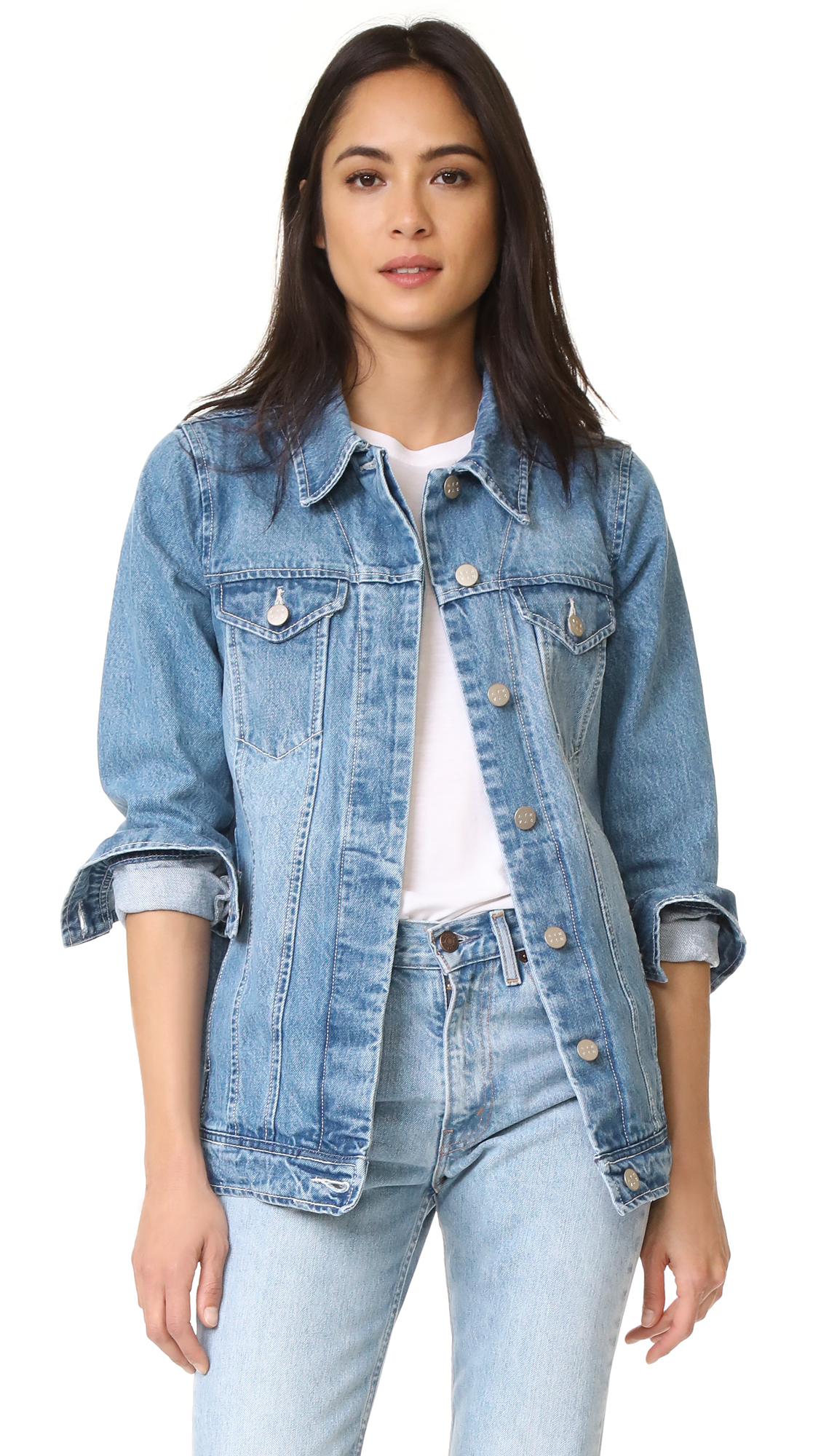 AYR The Double Star Denim Jacket