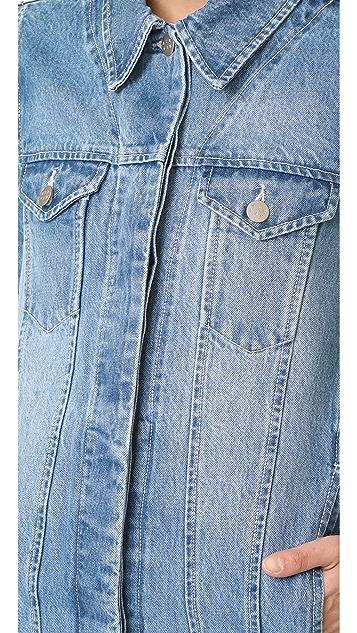 AYR The Double Star Denim Jacket