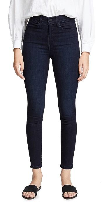 AYR The High Rise Skinny Jeans - Jaguar Legs