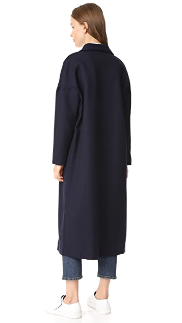 AYR 长袍式大衣