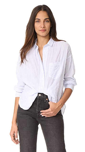 AYR The Biz Button Down Shirt