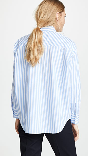 AYR The Deep End Button Down Shirt