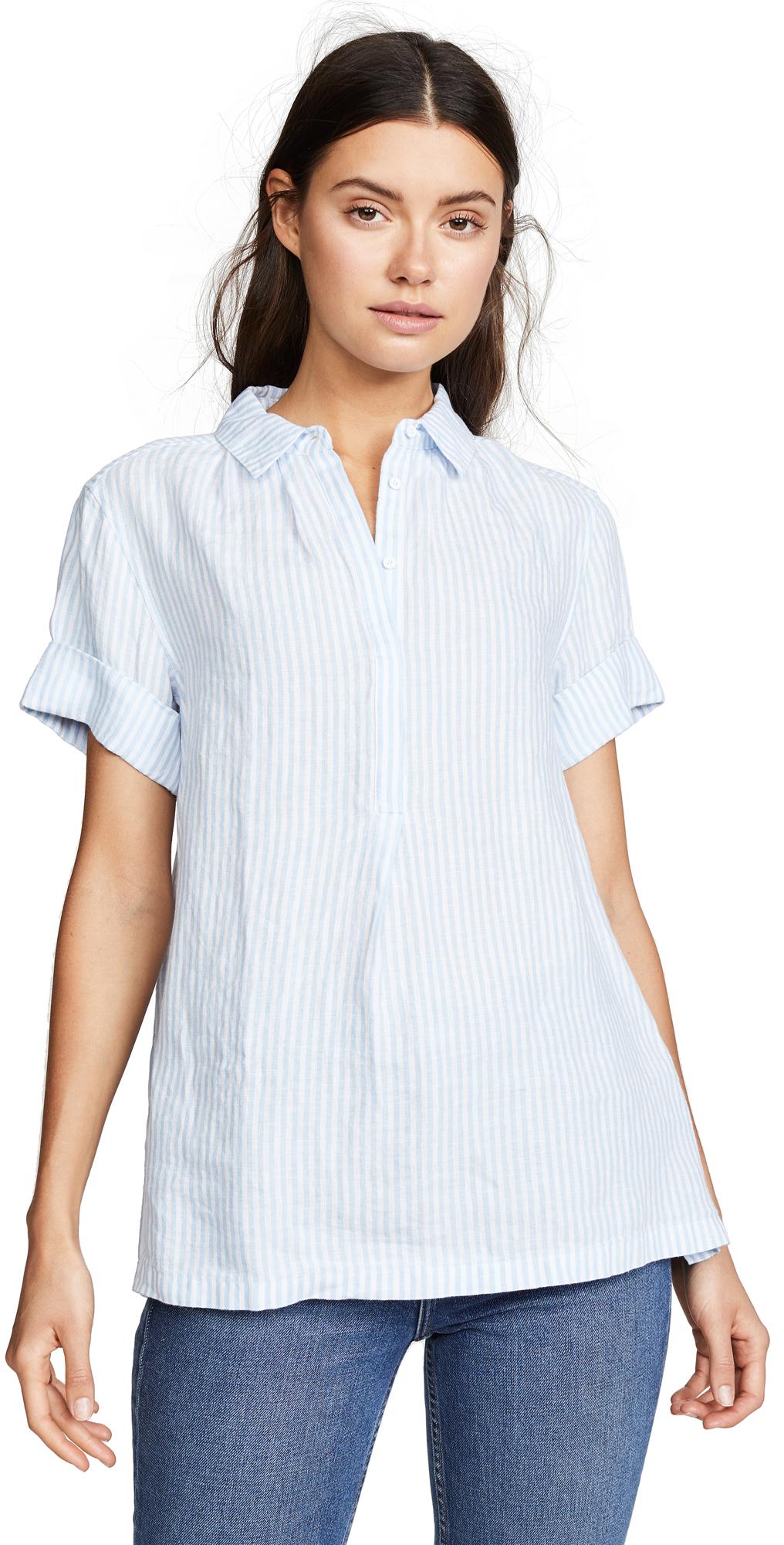 AYR The Burst Linen Shirt