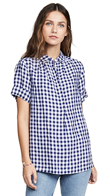 AYR The Burst Button Down