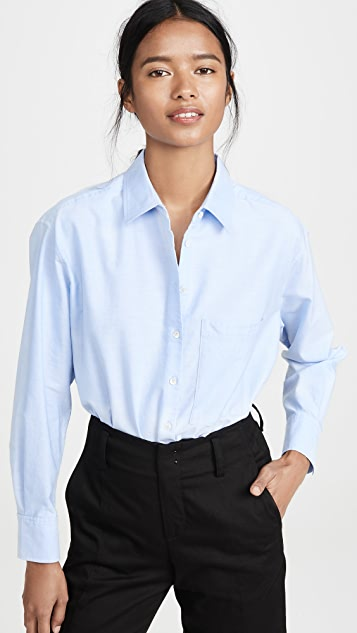 AYR Deep End Button Down