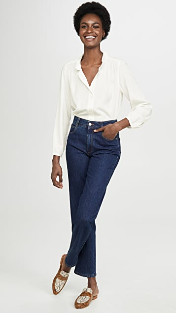 AYR The Glimmer Blouse
