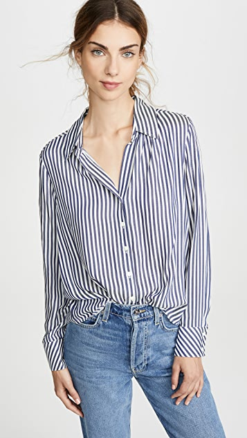 AYR The Go To Button Down Shirt