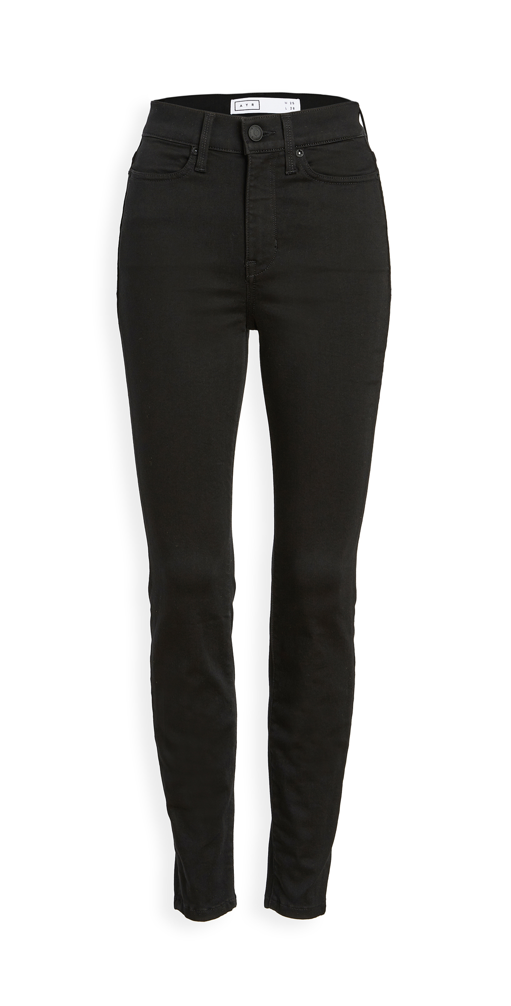 AYR Hi-Rise Skinny Jeans