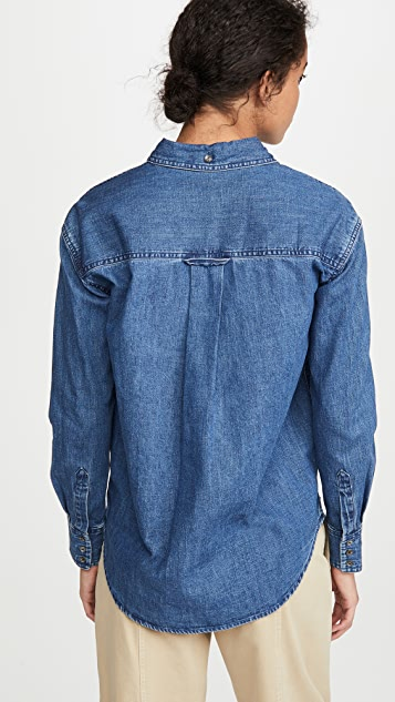 AYR Big Boy Denim Shirt