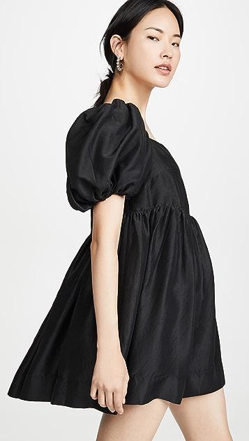 Azeeza Мини-платье Kam с объемными рукавами