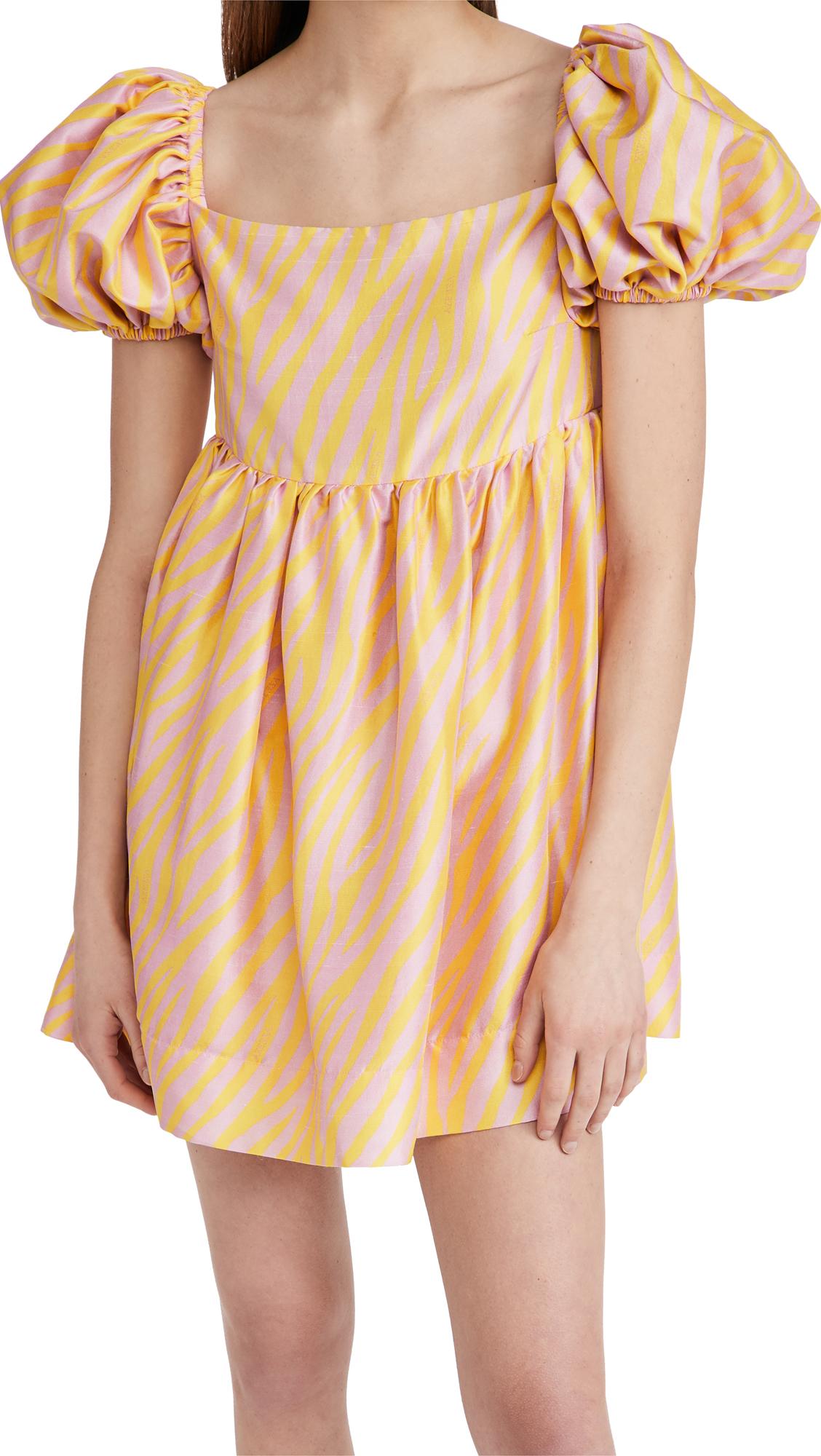 Azeeza Kam Zebra Dress