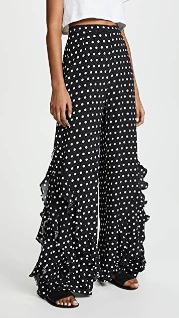 Backstage Scarlett Wide Leg Pants