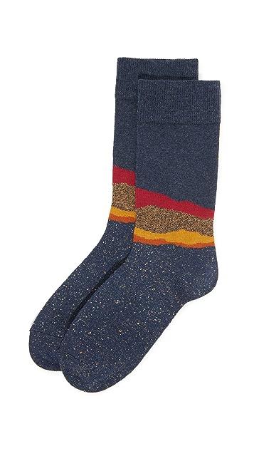 Badelaine Paris Azurite Socks