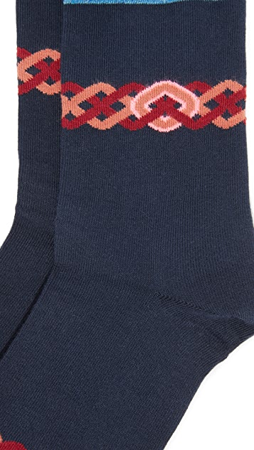 Badelaine Paris Mousqueton Socks