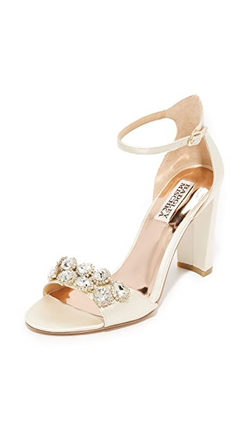 Badgley Mischka Lennox Sandals ...