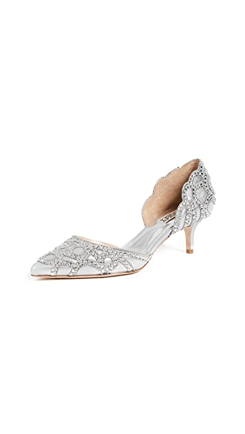 Badgley Mischka Ginny II d'Orsay Pumps